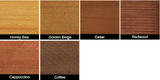 Weatherall UV Guard Deck & Fence Wood Finish