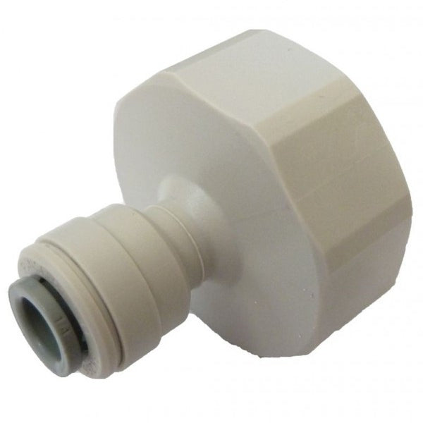 "1/4"" Push Fit to 3/4"" BSP John Guest Push Fit Adaptor"