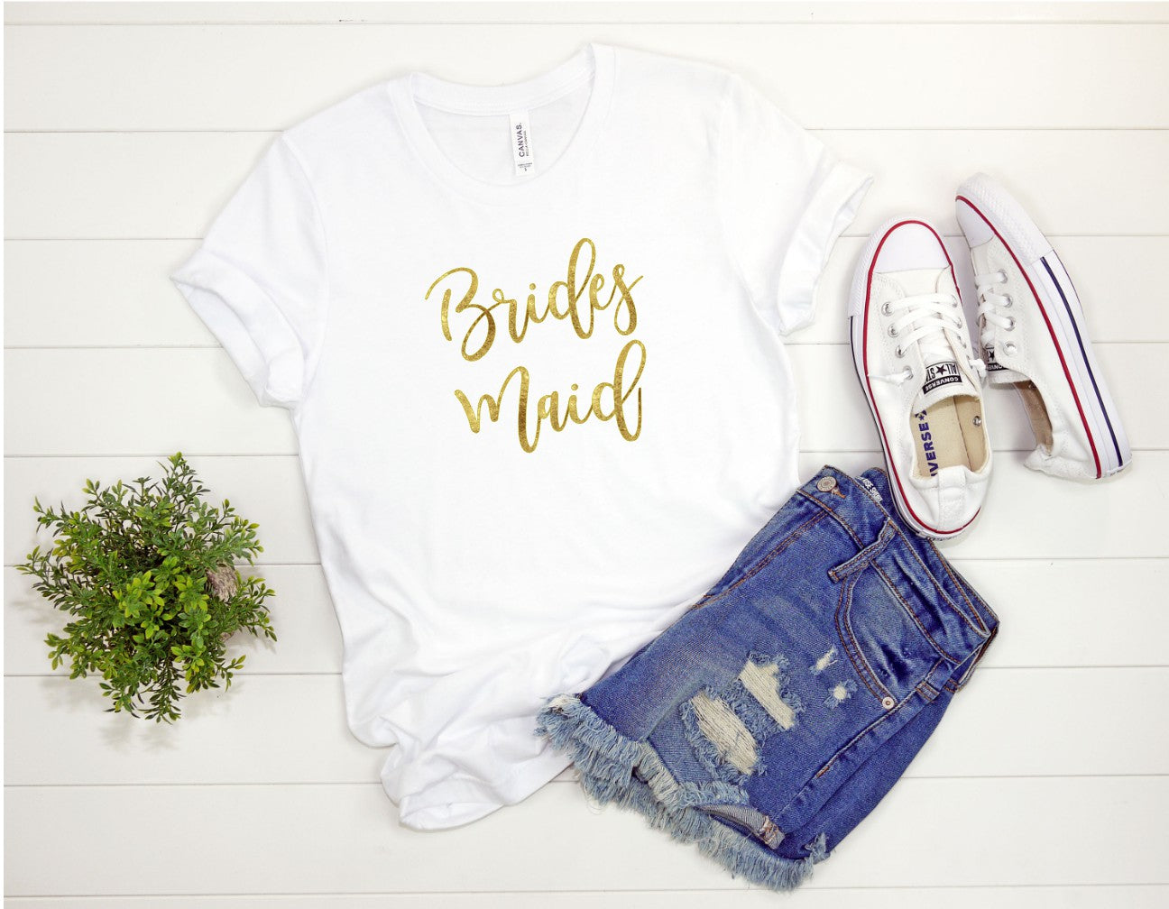 Bridesmaid Tees