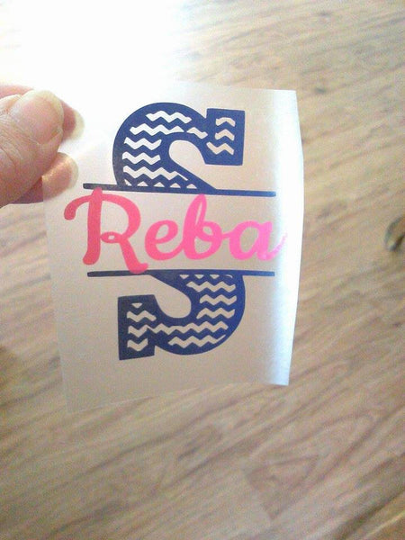 Name Decal-Decal for Yeti Cup-Lettermix Studio