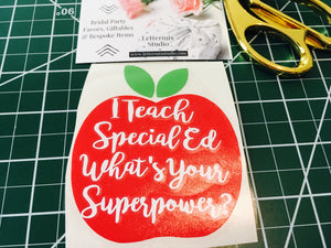 gift for Teacher, End of year teacher gift-Lettermix Studio