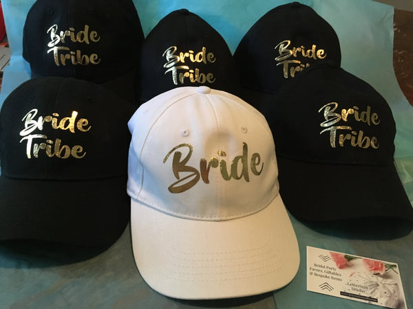 Bachelorette Party Hats-Lettermix Studio