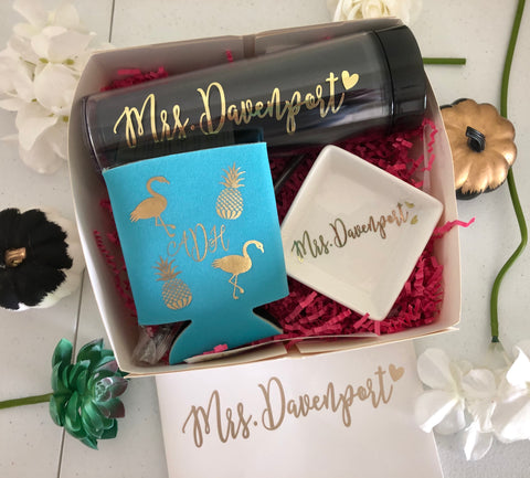 Bride Gift Box Set