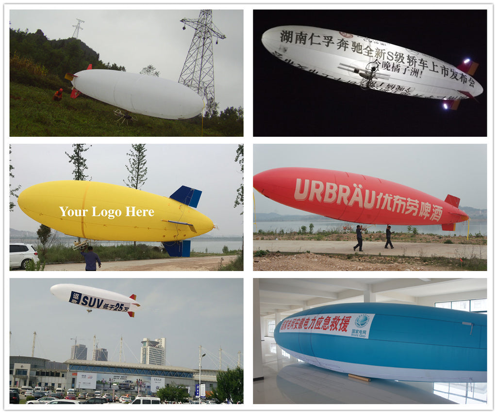 RC blimps 4M to 24M