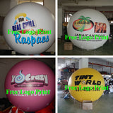 8ft (2.5m) Giant Inflatable Advertising Square Balloon Gift Box /Flying ceremony Party/Free Logo