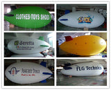 Air-Ads 7M 22 ft Inflatable Advertising Blimp /Promotional Flying Balloon w Your Logo