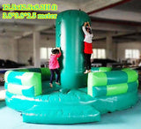 12.5ft/3.8M Inflatable Kids Play Center Rock Climbing Bounce Jump Playgound Toy
