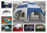 26' 8M Inflatable Promotion Advertising Events Giant Tent/Blower/0.4 PVC durable