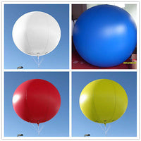 8ft 2.5m Giant Advertising Round Balloon/Celebration Helium Balloons/Free Logo