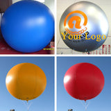 11ft 3.3m Giant Inflatable Advertising Round Balloon/Flying ceremony Party/Free Logo