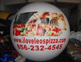 7.5ft 2.3m Giant Inflatable Advertising Round Balloon/Helium Balloon/Your Logo