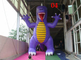 25ft (7.6M) Inflatable Advertising Giant Monsters Dinosaur /4 color options; No Blower