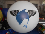 5ft 1.5m Inflatable Advertising Balloon/INDOOR Promotion Party Balloons/freeLogo