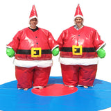 Wrestling Sumo Suit Adult Pair Wrestler Dress Sport Entertainment Costume; 2 Suits Set
