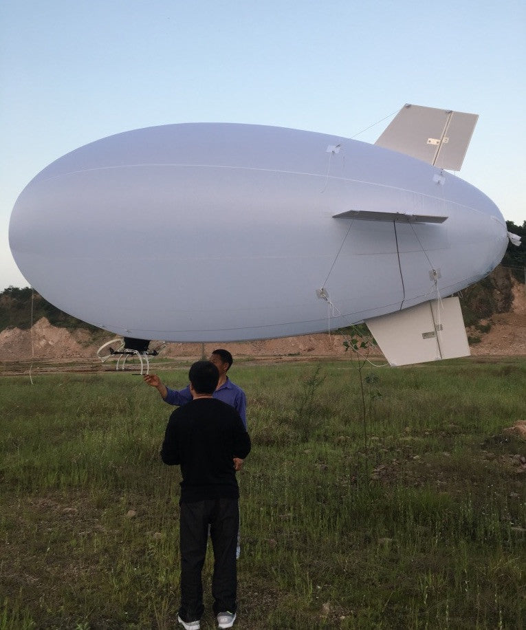 16ft 5 Meter RC Zeppelin Outdoor Radio Control Blimp Advertising eBlimp airship