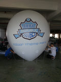 "Air-Ads 5'10"" (1.8 Meter) Inflatable Hot Air Balloon Replica; Holiday Helium Balloons; Free Logo"
