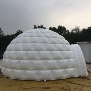 20' 6M Inflatable Promotion Advertising Events Igloo Dome Tent with Blower