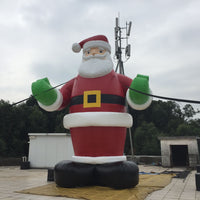 26'ft 8M Inflatable Advertising Promotion Giant Christmas Santa Claus; NO Blower