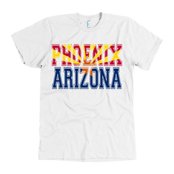 Phoenix Arizona American Apparel Tee