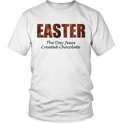 Easter Tee - Chocolatey