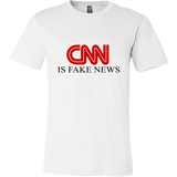 CNN is Fake News Mens Canvas