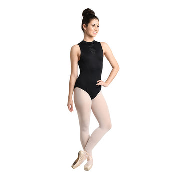 2704A – Danshus MOCK TURTLE NECK LEOTARD (Adult)