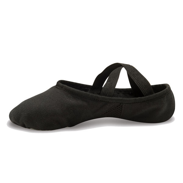 499 DANSHUZ ADULT CANVAS STRETCH BALLET