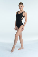 DANZNMOTION Side Bow Tank Leotard - Adult