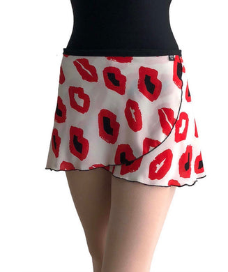Wrap Skirt (WS152: Kiss Me)