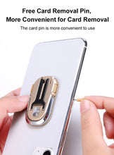 Finger Ring Bracket Air Vent Mount Stand For Samsung IPhone 360 Rotation Car Ring Stand