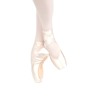 RUBIN U-CUT POINTE SHOES WITH DRAWSTRING