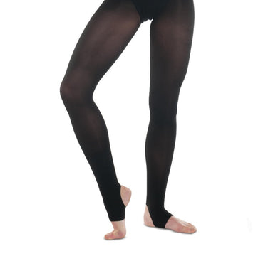 2103 Adult Stirrup Ballet Tights by Energetic Dancewear