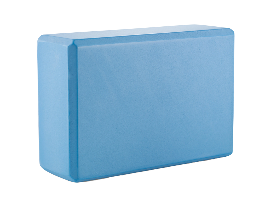 Star Premium EVA Foam Yoga Block – Blue