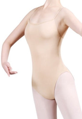 A2015 Adult Camisole Nude Leotards by Energetic Dancewear