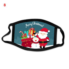 1pcs Christmas Decoration Reusable, Dustproof, Breathable Christmas Face Mask