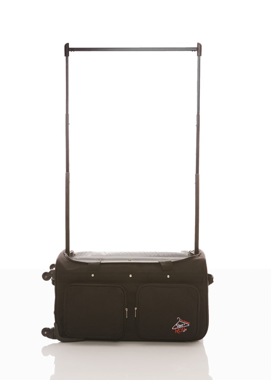 Large Black 4x Dual Wheel Bag
