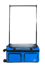 Large Blue 4x Dual Wheel Bag