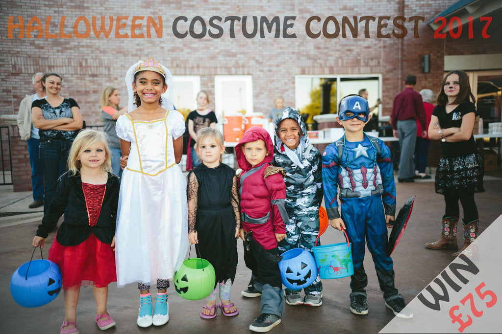 Trick or Treat: Halloween Costume Contest 2017