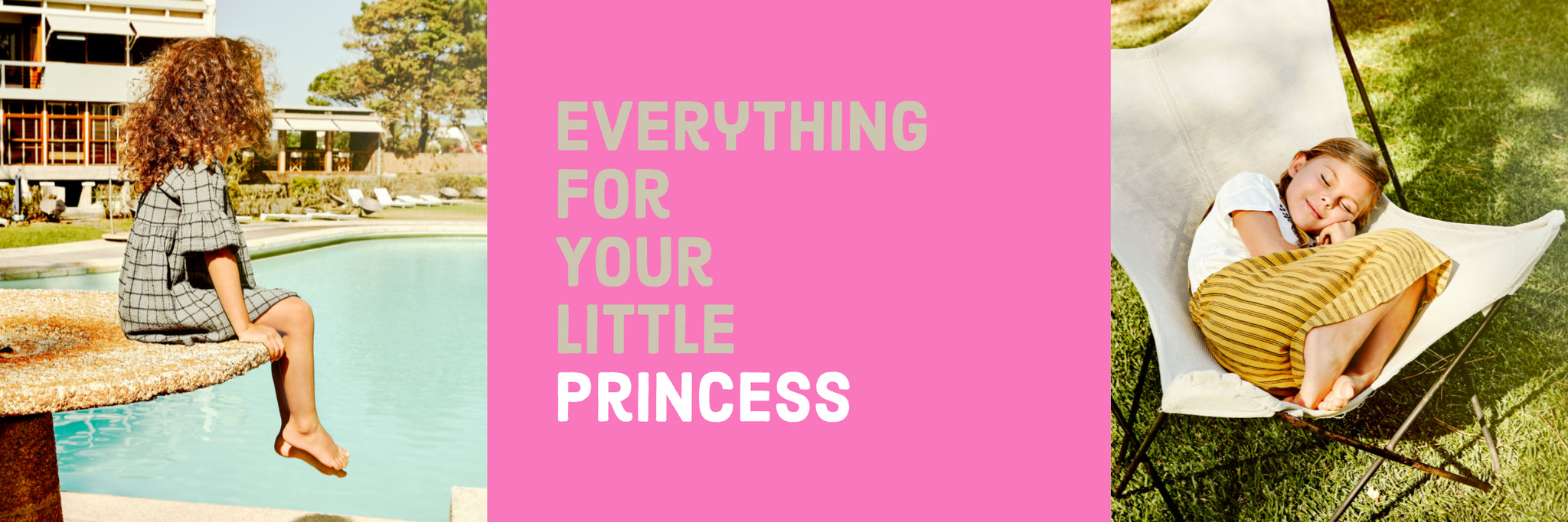 Girls Collection Image; Everything For Your Little Princessj