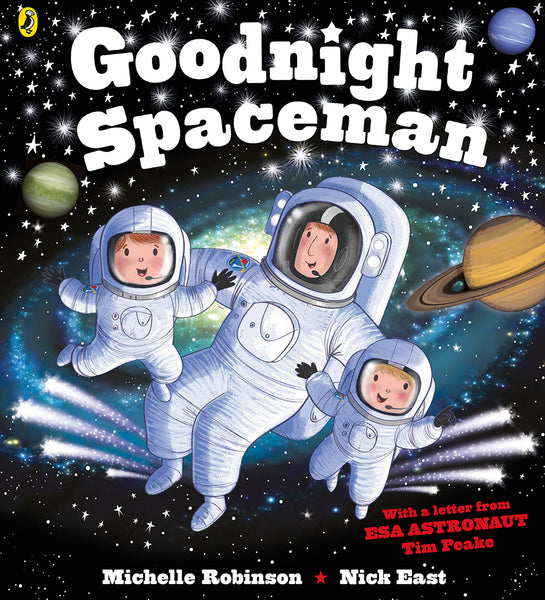 The image of Goodnight Spaceman