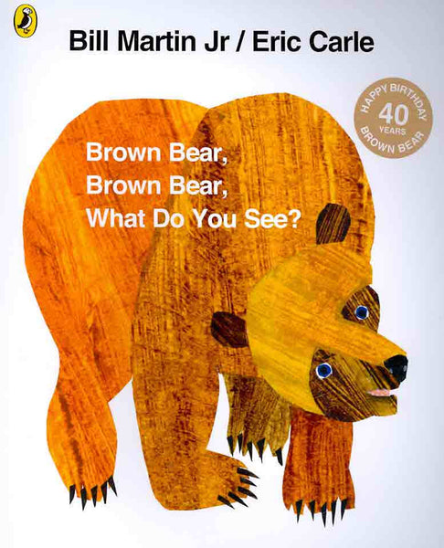 The image of Brown Bear, Brown Bear, what do you See?
