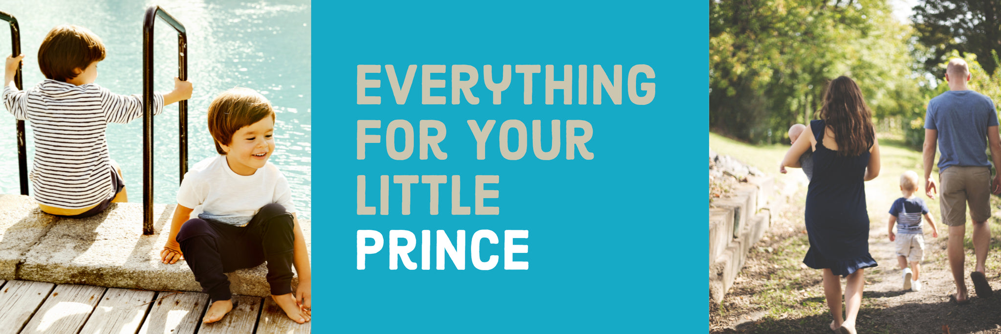 Boys Collection Image; Everything For Your Prince