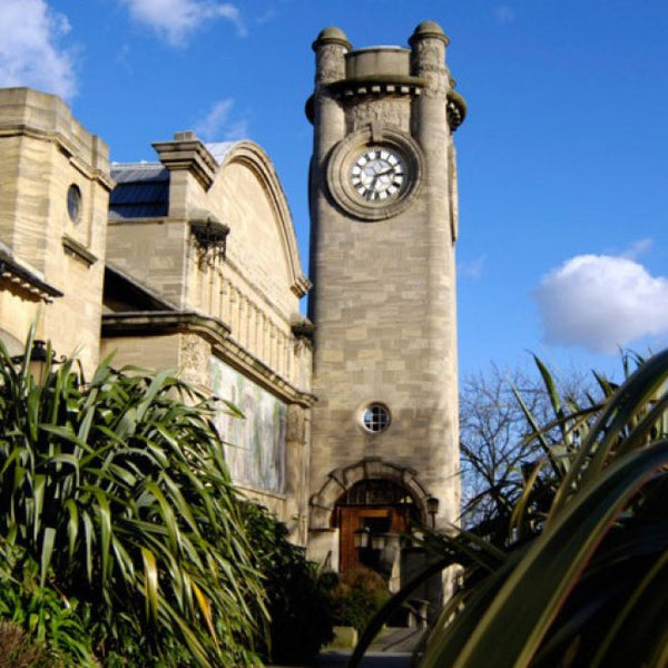 A picture of the Horniman Museum clock tower - Michael Harding