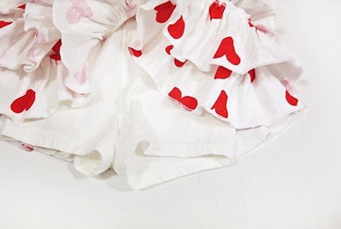 Heart Skirt, Skirts - Little Pancakes