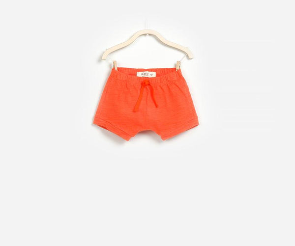 Adjustable Baby Fleece Shorts, Shorts - Little Pancakes