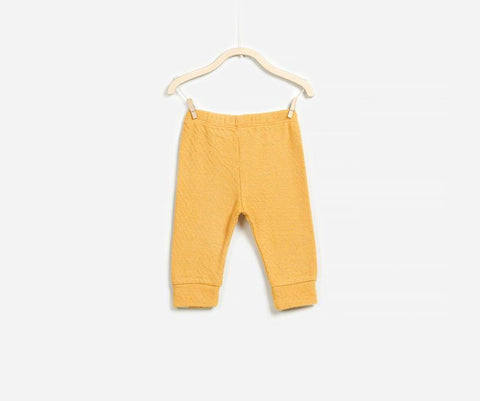 Comfy Cotton Trousers, Trousers - Little Pancakes