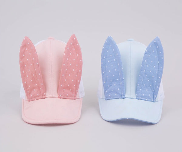 Fox Face Mesh Baseball Cap, Accessories - Little Pancakes