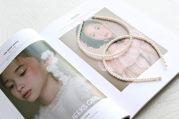 Pearl Hairbands, Accessories - Little Pancakes
