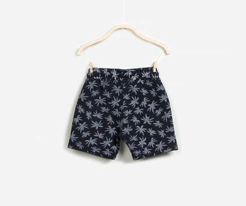 Palm Dreams Shorts, Shorts - Little Pancakes