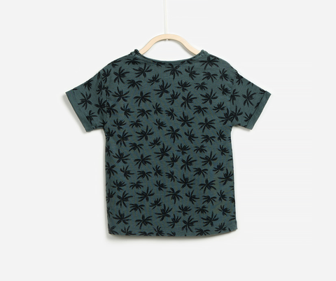 Palm Dreams T-Shirt, T-shirts - Little Pancakes